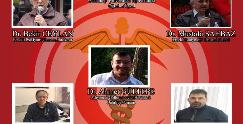 Halkçı Doktorlar TTB 69. Büyük Kongre Bildirgesi