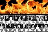 Sivas Katliamını Unutmadık, Unutmayacağız, Unutturmayacağız!