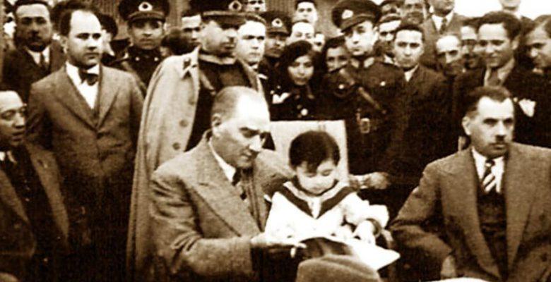 23 Nisan Ulusal Egemenlik ve Çocuk Bayramı'mız kutlu olsun
