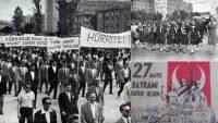 27 Mayıs 1960 Politik Devrimi ile ilgili Eğitim-İş'teki kafa karışıklığına dair!