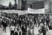 27 Mayıs Politik Devrimi'nin Halk yararına kazanımlarını yok etmek için tezgahlanmıştır, 12 Mart-12 Eylül Faşist Darbeleri
