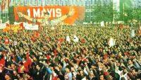 Kutlu Olsun İşçi Sınıfının Birlik Mücadele Dayanışma günü 1 Mayıs